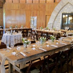 Table And Chair Rentals Mn Ergonomic With Ottoman Wedding Barn Wood Tables Natural Event