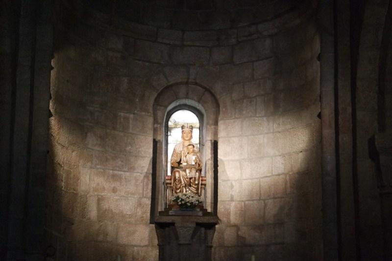 Virgen de Leyre