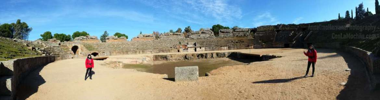 Anfiteatro Romano de Mérida - Badajoz