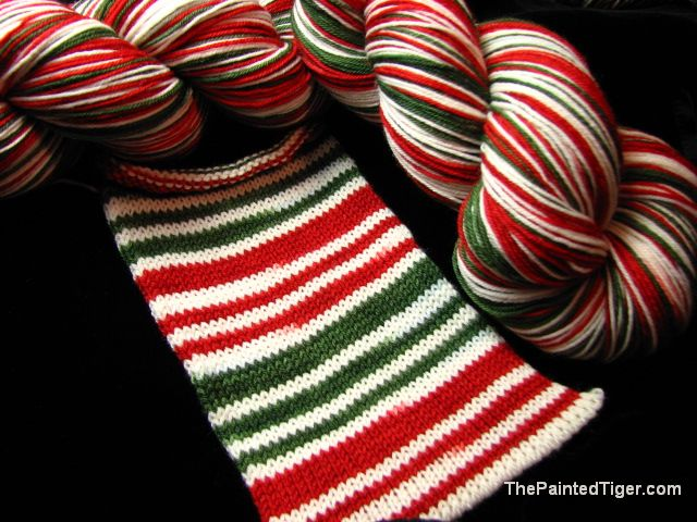 Candy Cane Stripe Journey