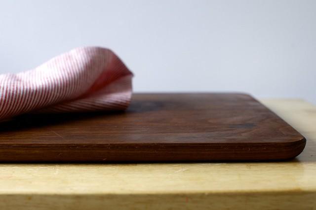 my favorite cutting board