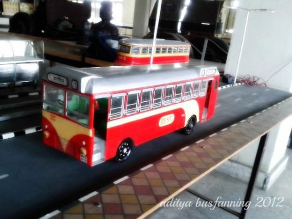 BEST Transport Museum, Anik, Wadala, Mumbai