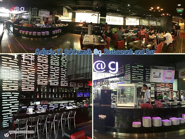 Galleria 10 restaurant and bar