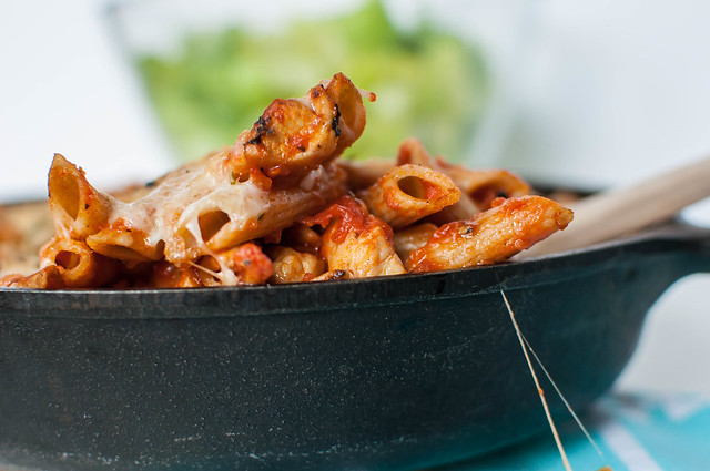 Chicken Parmesan Skillet 11