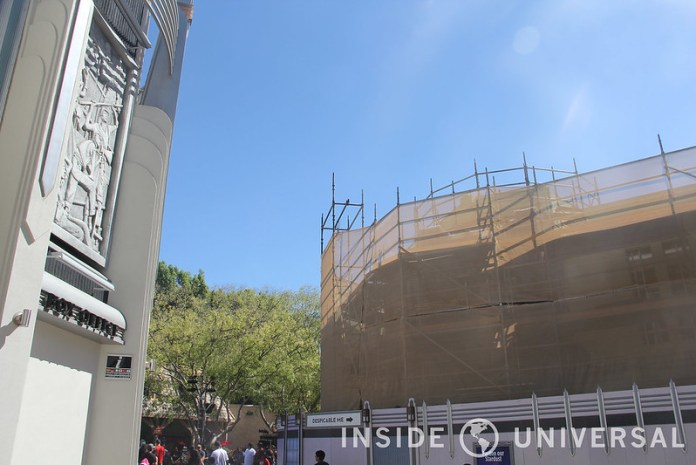 Photo Update: September 14, 2015 - Universal Studios Hollywood