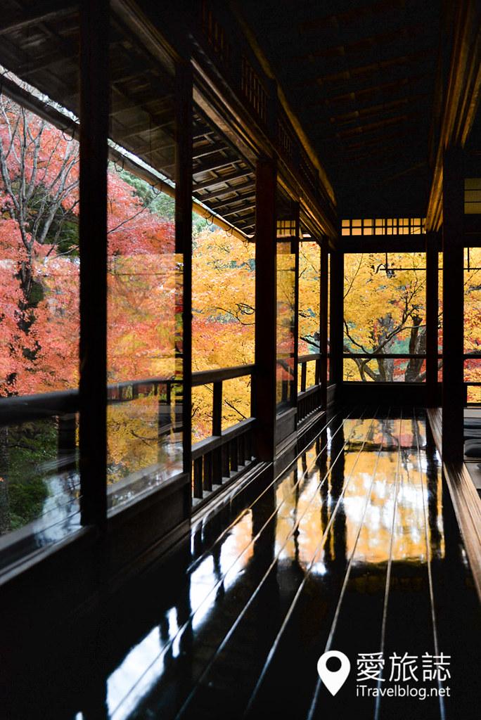 京都賞楓景點 琉璃光院 13