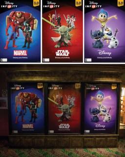 Disney Infinity 3.0 Edition   Posters for El Capitan Theatre