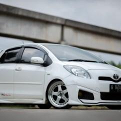 Toyota Yaris Trd Modif All New Camry Logo Gettinlow Modifikasi Simpel 2012 Milik