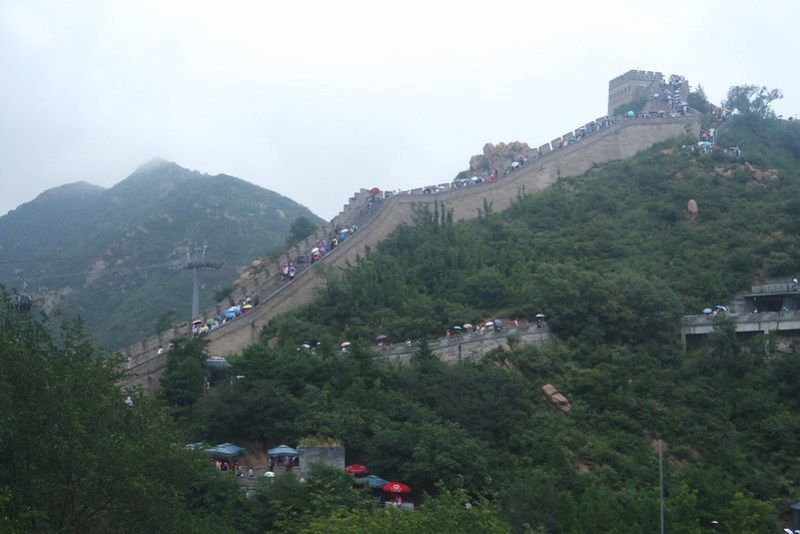 Badaling, la Muralla China