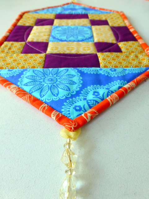 Moroccan Mix Table Runner & Trivet