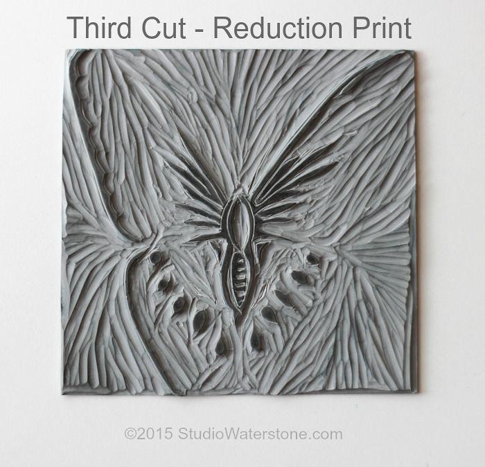 52 Weeks of Print: 33/52 third cut