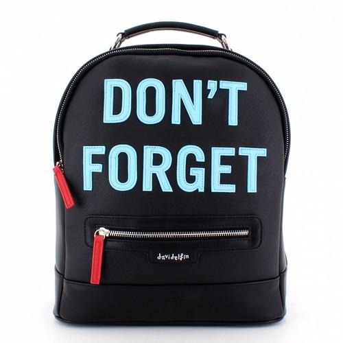 Davidelfin Don't Forget