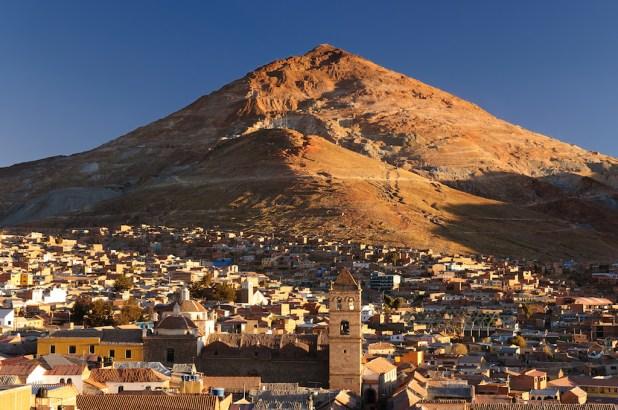 Visitar Potosí