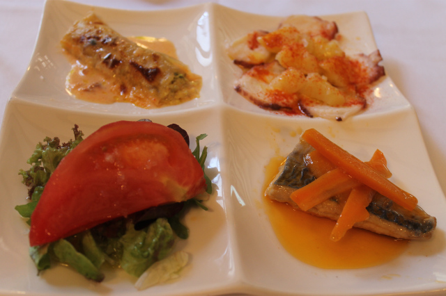 Comer en Valencia: degustación de entrantes, en 'San Nicolás'