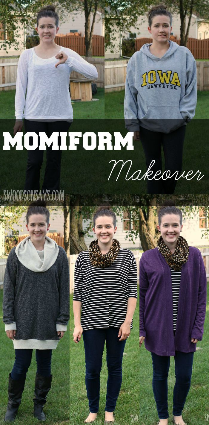Momiform Makeover PDF Patterns