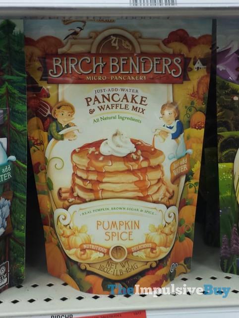 Birch Benders Pumpkin Spice Pancake & Waffle Mix