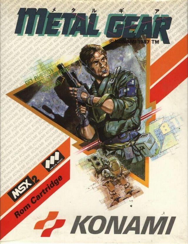 MSX2_Metal_Gear