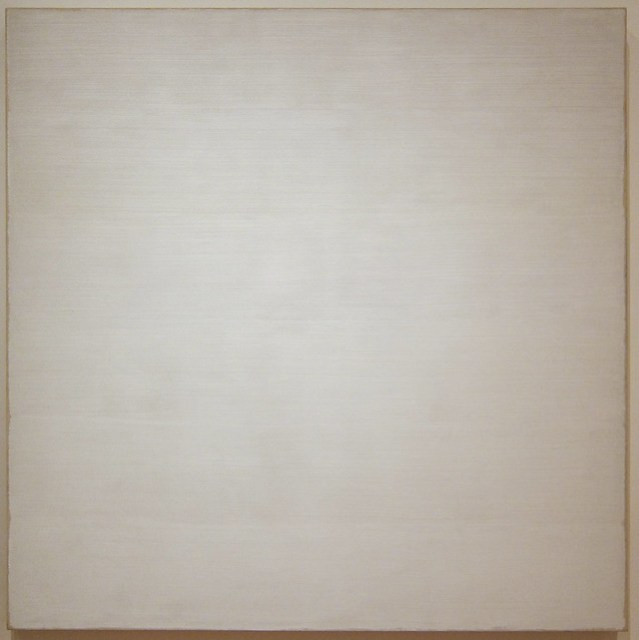 Robert Ryman, Twin, 1966, MOMA