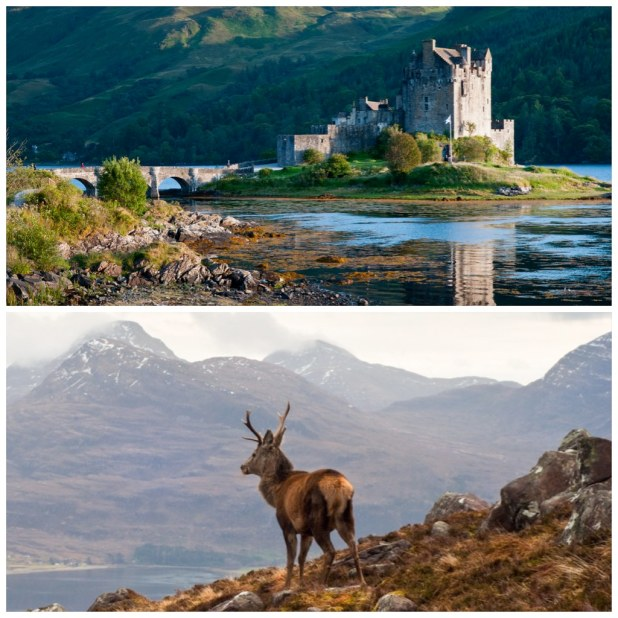 Highlands de Escocia
