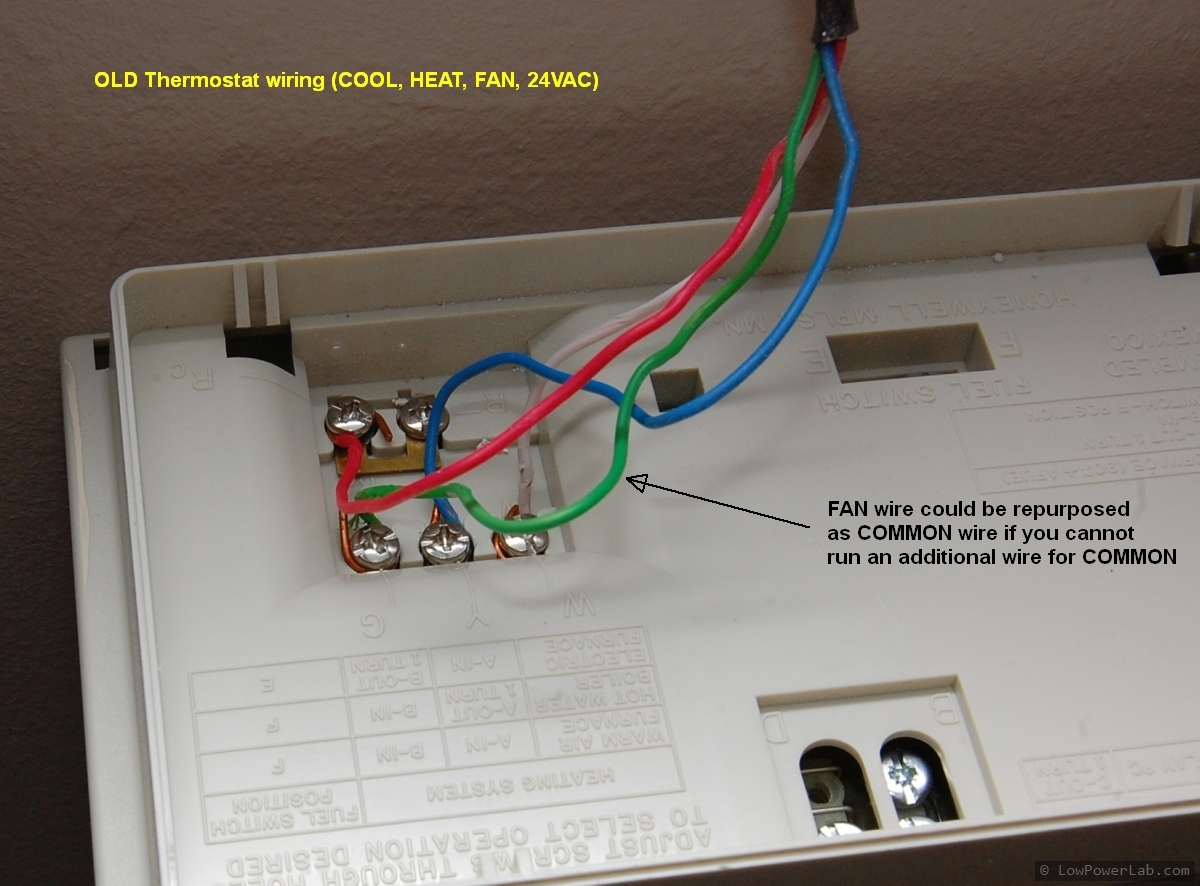 hight resolution of 24vac thermostat wiring