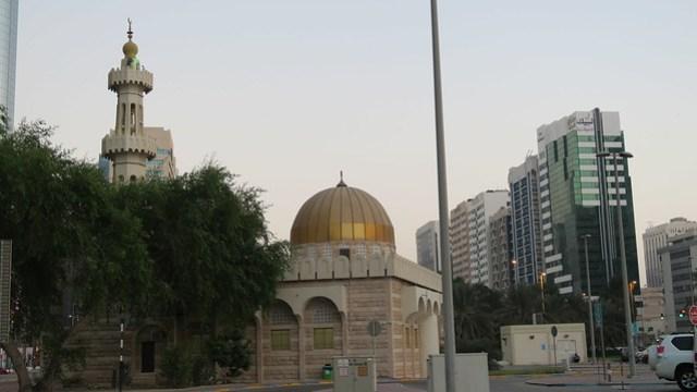 Masjid Muhammad Maani Ar Rameshee outside