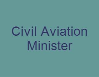 civil-aviation-minister