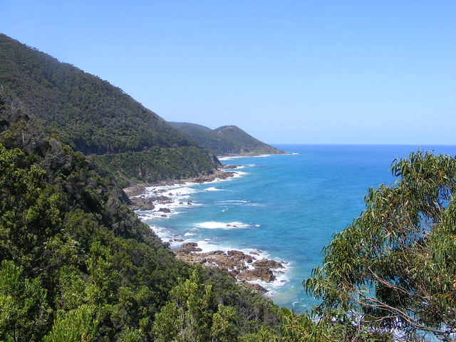 Picture from Australia's Great Ocean Road