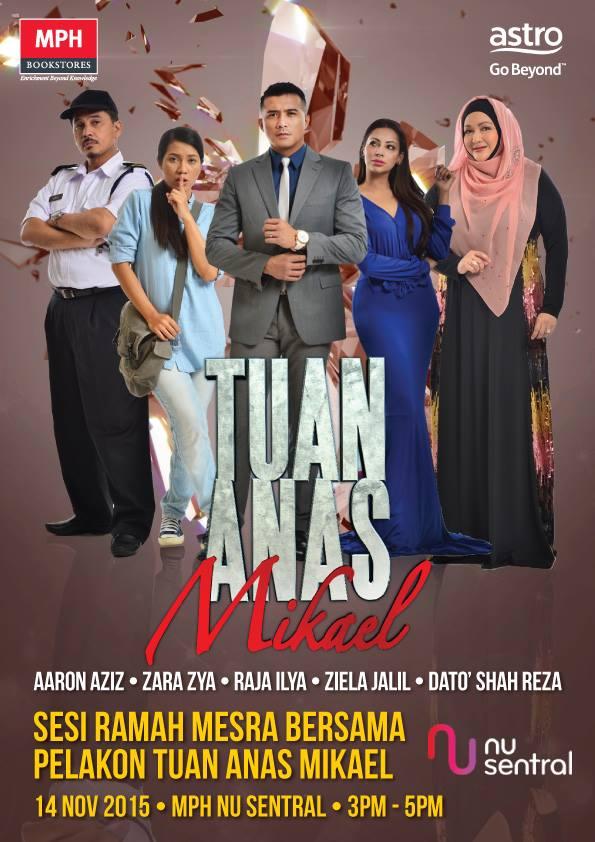 Tuan Anas Mikael : mikael, MyPotNews:, Drama, MIKAEL, Trending, Youtube, Malaysia