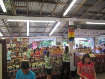 Picture from the Tropical Farms Macadamia Nut Outlet