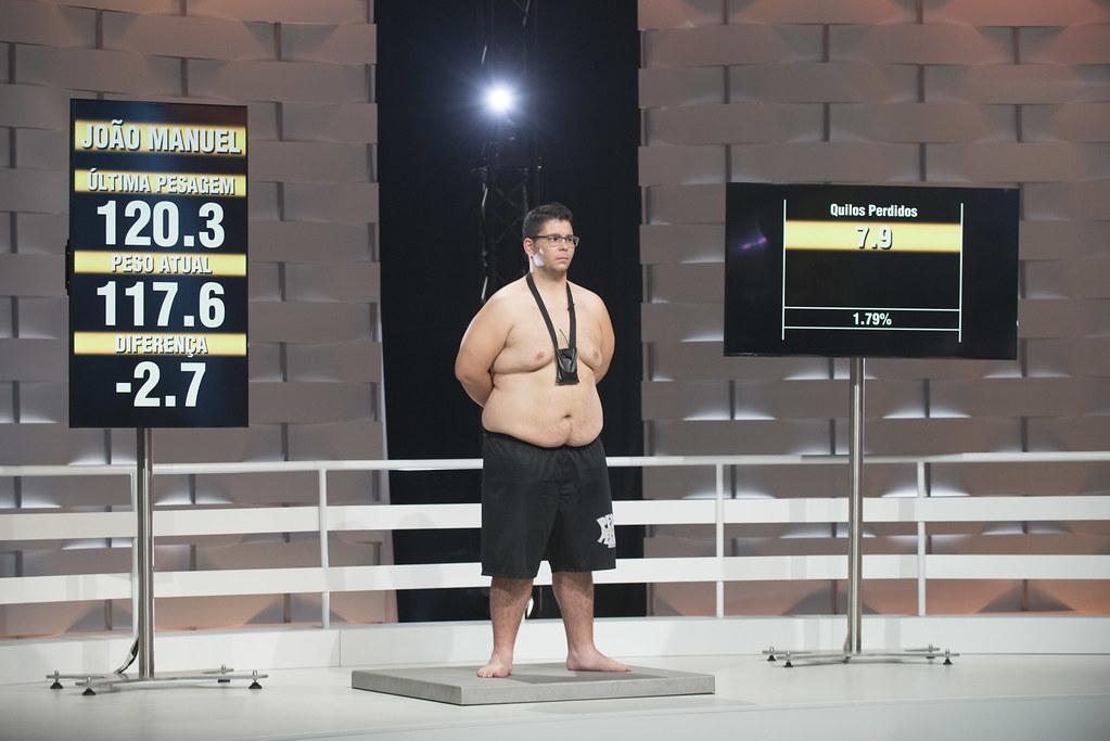 Pesagem - Peso Pesado Teen (7EP)