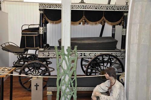 Likvagnen, Kyrkans Museum