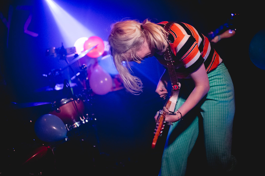 Black Honey at the Sebright Arms
