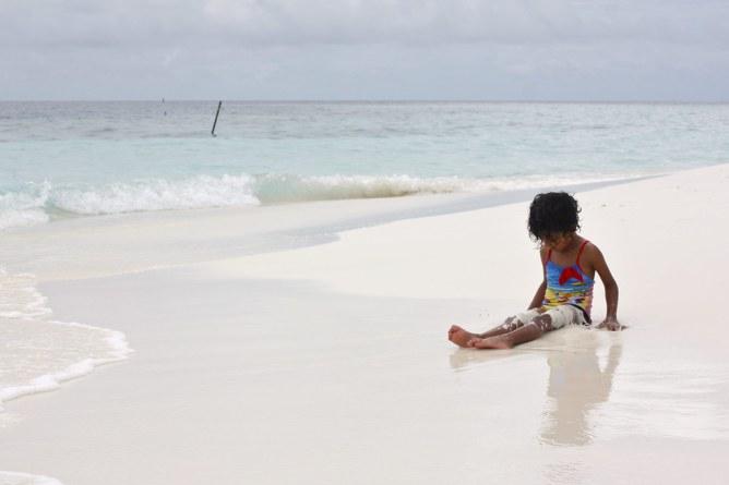 hiekkasaari malediivit