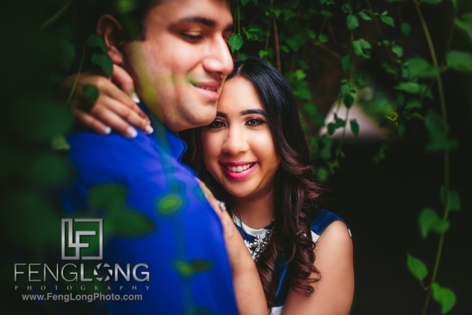 Zahra + Faizan | New York City Engagement | NYC Muslim Ismaili Wedding Photography