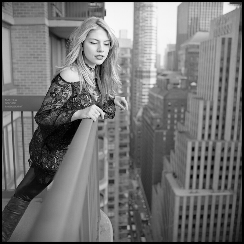 New York Model - Hasselblad