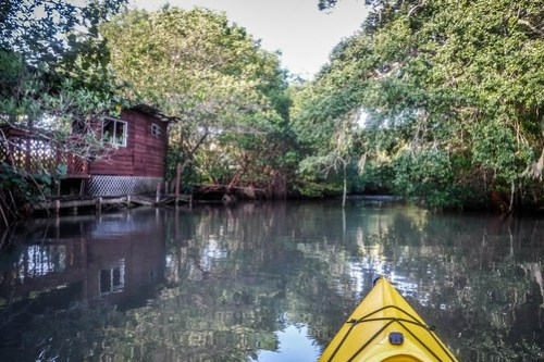 Black Friday Paddling on the Indian River-018