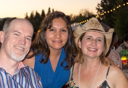 Cobus, Imelda and Maureen