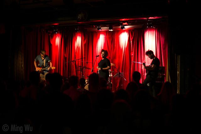 Weaves @ La Sala Rossa [Pop Montreal 2015]