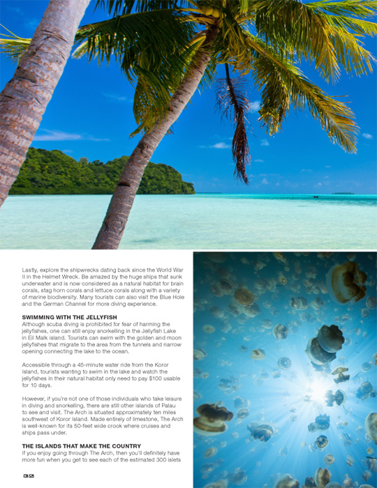 La Isla Magazine October 2015 Issue