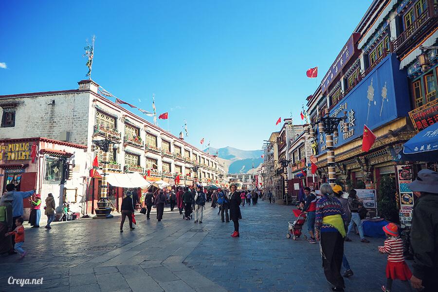 2015.12.09   Tibet 西藏踢北去   尋找藏人真正的拉薩中心,被信仰力量震撼的大昭寺與舊城區 29.jpg