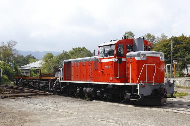 _MG_8147DD16-11 Rail transportation train at Nobeyama Sta.