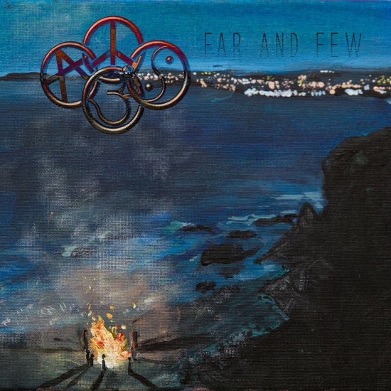 A.O.S.3 - Far and Few (CD / LP / Digital Download)