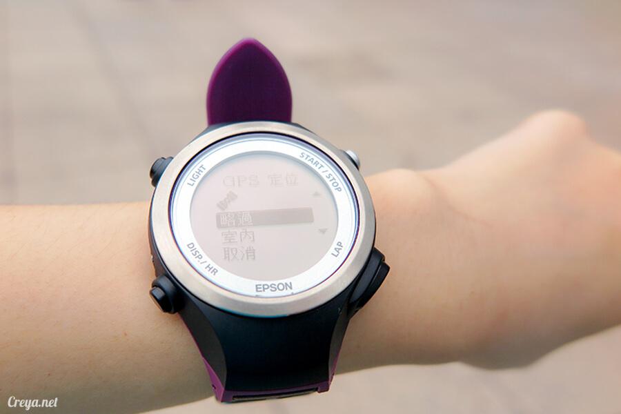 2015.12.10| 跑腿小妞| 為下一個挑戰設定目標, EPSON RUNSENSE SF-810 手錶訓練心得 01.jpg