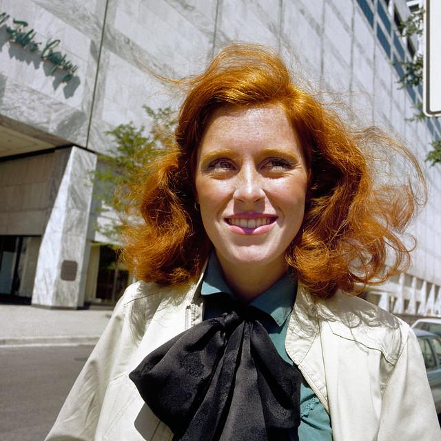 via the Cut: NY street style 70's