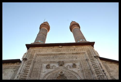 Tarihi Çifte Minare