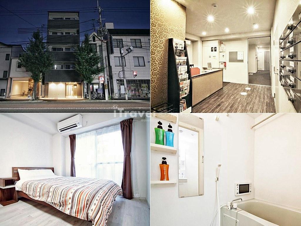 JAPANING KYOTO Emmachi Hotel