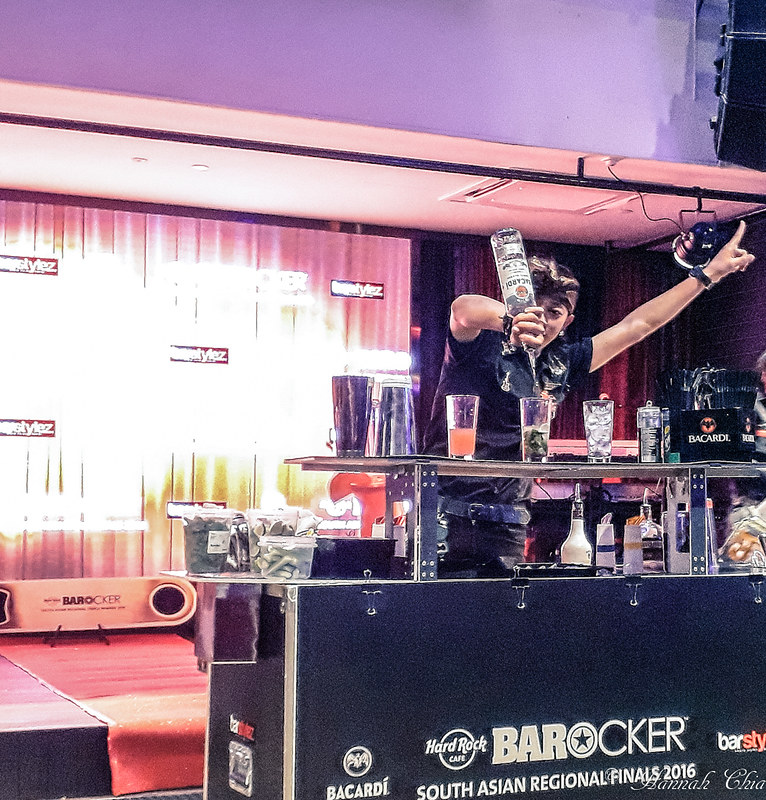 Hard Rock Cafe Singapore BARocker 2016-7