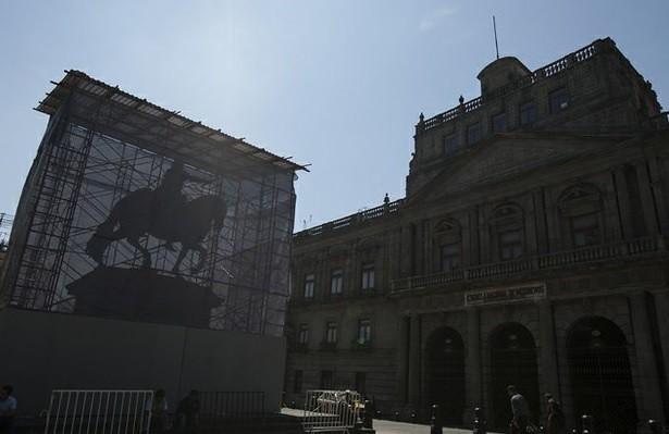 CNDH emite recomendación a GDF por 'El Caballito'