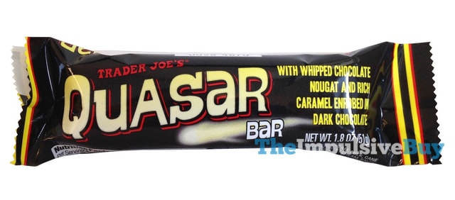 Trader Joe's Quasar Bar