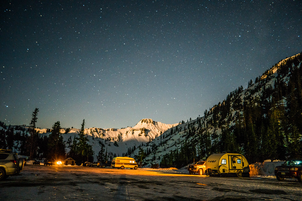 Mt. Baker Skiing